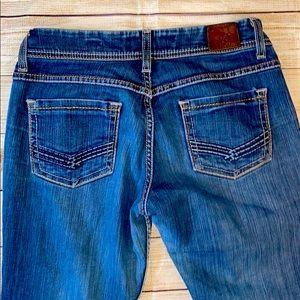 BKE straight leg jeans size 30